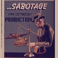 Sabotage 1