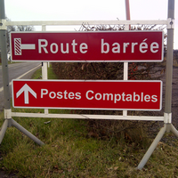 Routebarree
